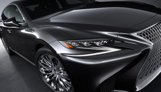 発売当時は日本車最高価格だった「レクサスLS」新型の一番の特徴はドアトリム